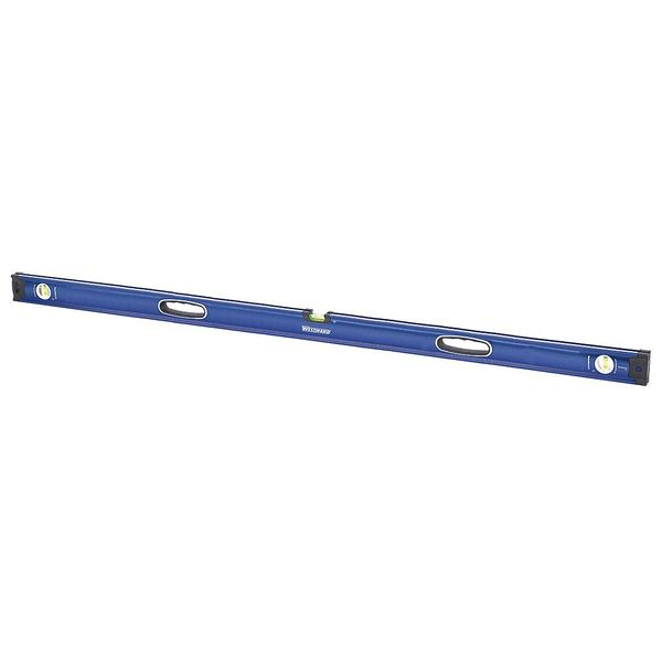 Westward I-Beam Level, Aluminum, Bubble, 72 in. 32ZU62