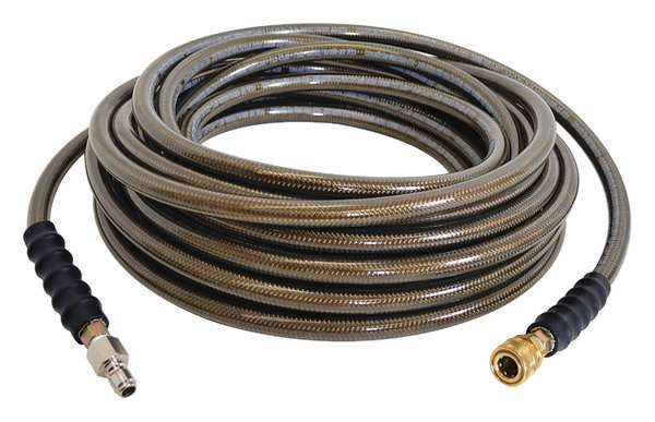 Simpson Cold Water Hose, 3/8 in. D, 150 Ft 41032