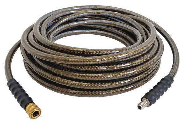 Simpson Cold Water Hose, 3/8 in. D, 50 Ft 41028