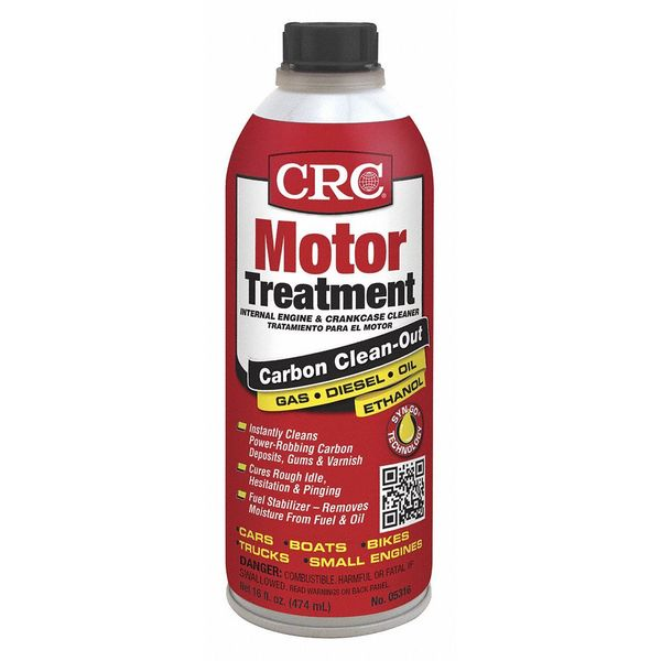 Crc Motor Treatment,  Carbon Clean-Out,  16 fl.oz. 05316