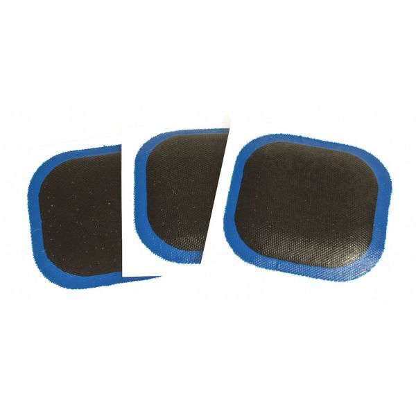 Xtra Seal Tire Repair Patches, 2-1/4 In., PK50 11-311