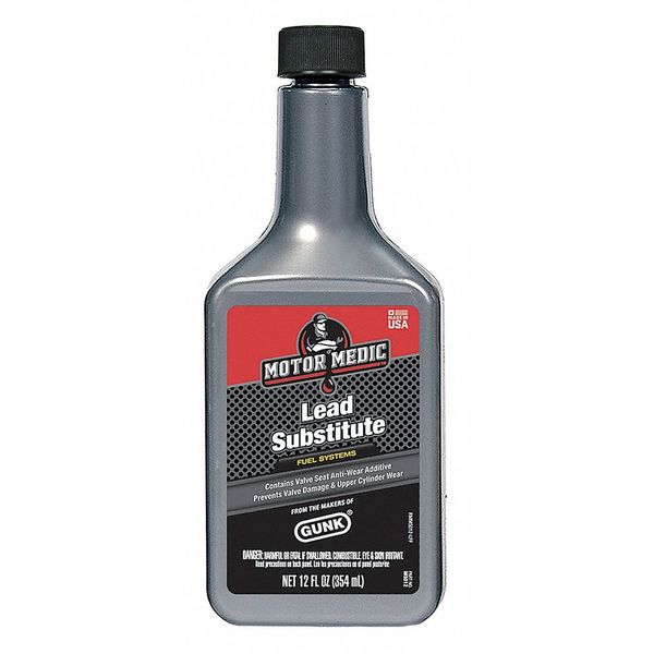 Motor Medic Lead Substitute, 12 oz. Size, Amber M5012