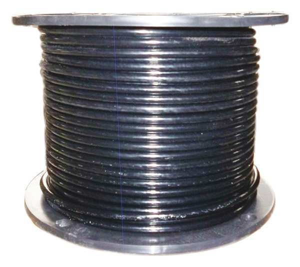 Dayton Cable, 1/4 in., 25 ft., 7 x 7, Polypropylene 33RG33
