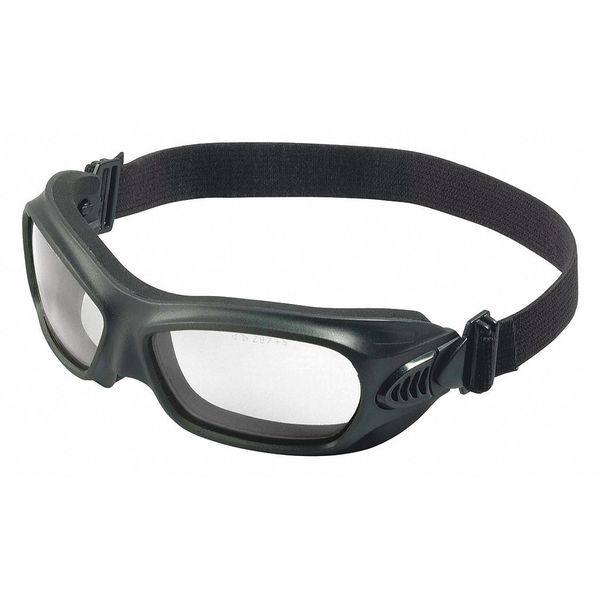 Kleenguard Impact Resistant Safety Goggles,  Clear Anti-Fog,  Scratch-Resistant Lens,  V80 Wildcat Series 20525