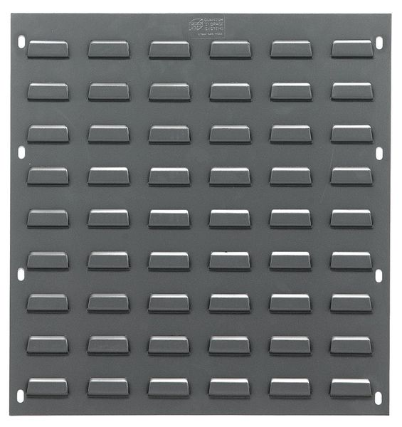 Quantum Storage Systems Louvered Panel,  18 x 1/4 x 19 In QLP-1819