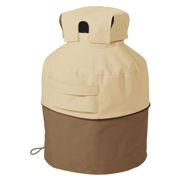 Classic Accessories Cover, Propane Tank, 20 lb. 55-707-011501-00
