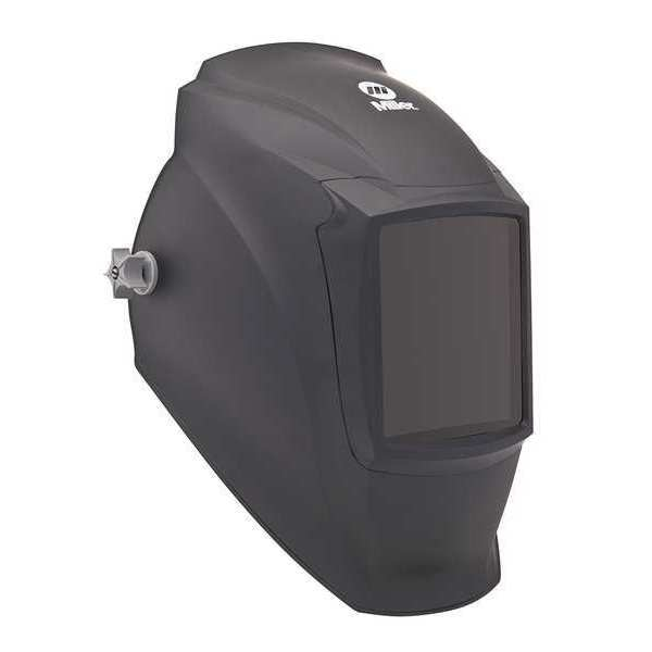 Miller Electric Welding Helmet,  Shade 8 to 12,  Black 238497