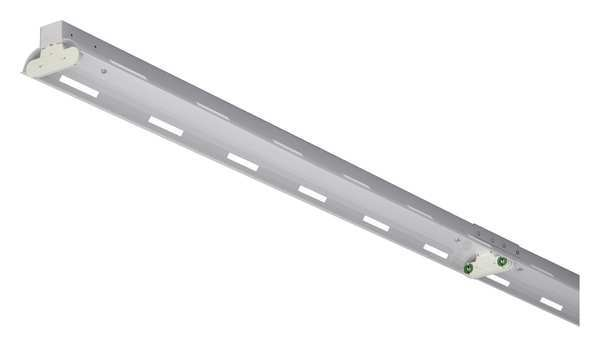 Lumapro Low Bay Fixture, 128W, 4-21/32 in. W 35GW87