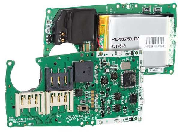 Bw Technologies Replacement Main PCB MCXL-MPCB1