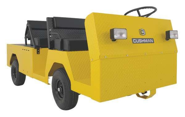 Cushman Warehouse Vehicle, 17.2 HP, 75x41-1/2x3in 671549G01