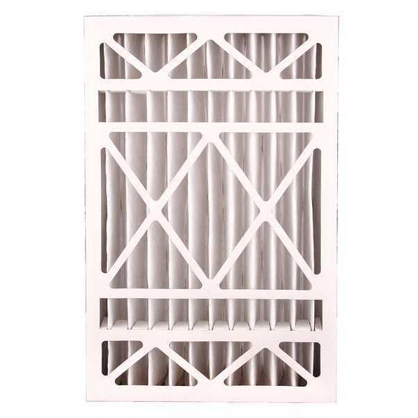 Bestair Pro 16x25x5 Synthetic Furnace Air Cleaner Filter,  MERV 11 5-1625-11-2