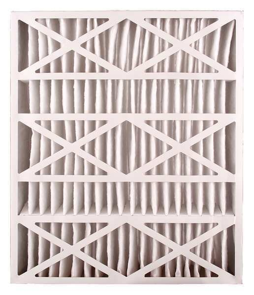 Bestair Pro 20x25x5 Synthetic Furnace Air Cleaner Filter,  MERV 11 G5-2025-11-2