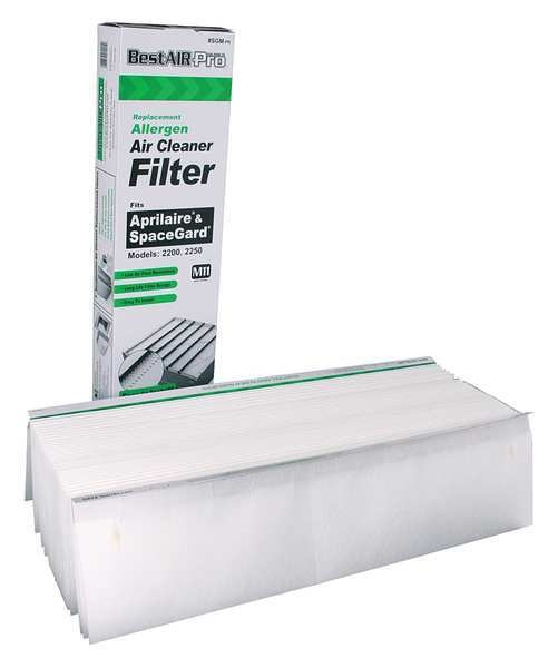Bestair Pro 20x25x6 Synthetic Furnace Air Cleaner Filter,  MERV 11 SGMPR-2