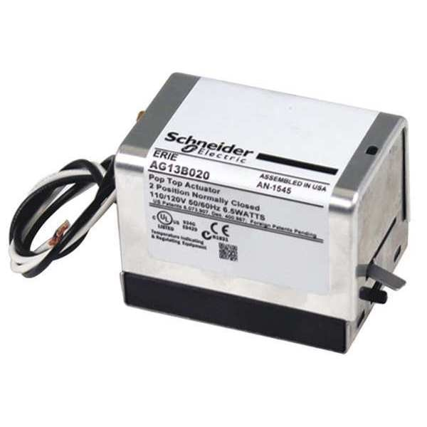 Schneider Electric Operating Actuator, N/C 120V, On/Off AG13B020