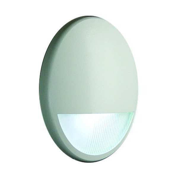 Philips Chloride LED Nightlight, White, 590nm, 120/277V WG1V2SWH