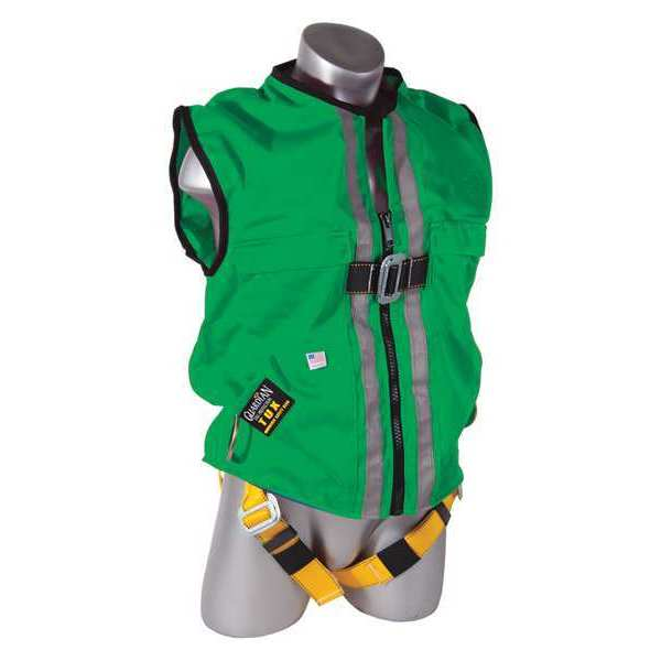 Guardian Full Body Harness,  Vest Style,  XL 02230