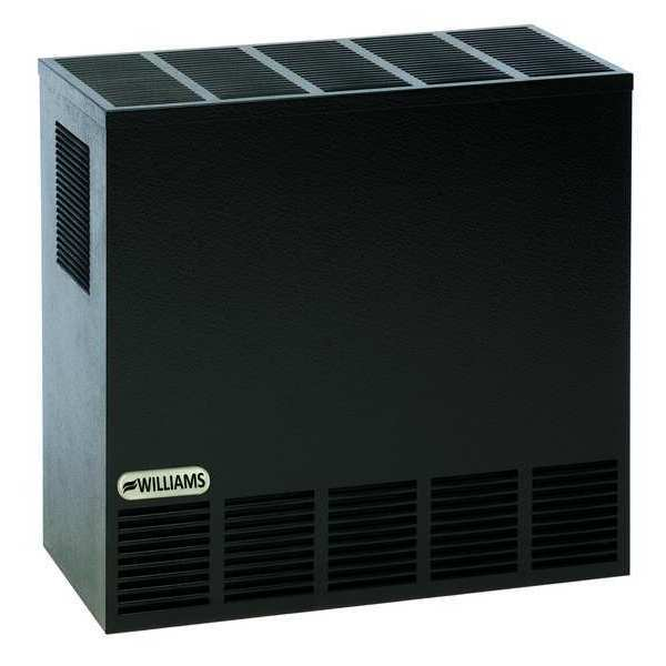 Williams Comfort Products Hearth Heater, Top, NG, 20000BtuH 2001622A