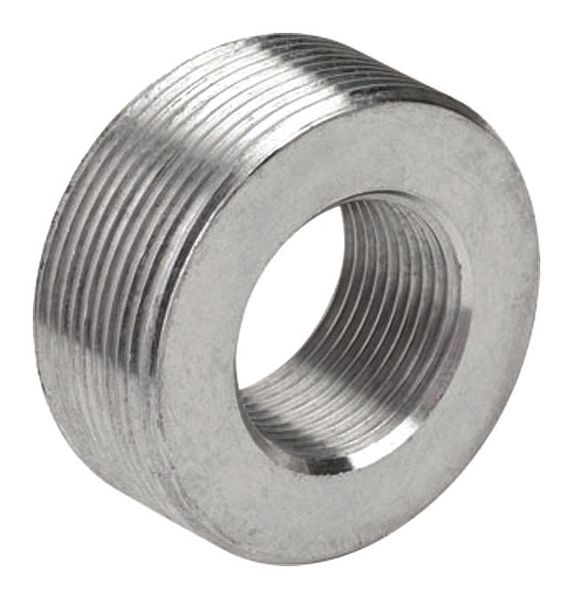 CALBRITE S61000FB05 Bushing,Reducing,1//2 to 1in.,316 SS