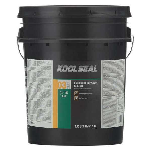 Kool Seal 5 gal.  Sealer 100 sq. ft./gal. KS0073300-20