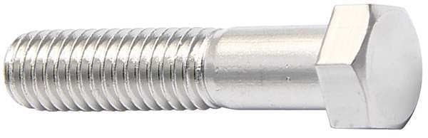 "Foreverbolt 5/16""-18 18-8 Hex Head Cap Screw,  Stainless Steel,  PK 10 FBHEXB51618212P10"