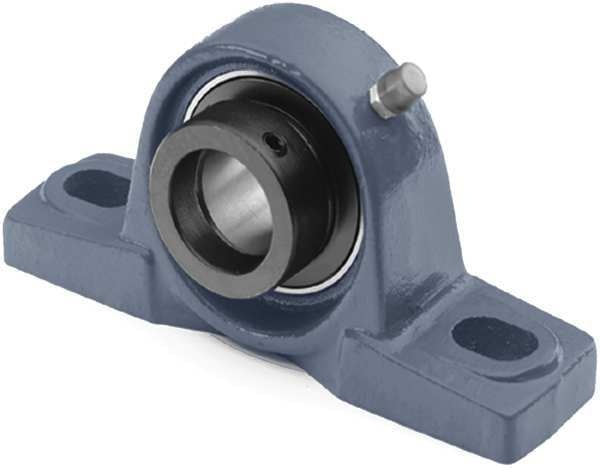 "NEW HCP209-28  High Quality 1-3//4/"" Eccentric Locking Pillow Block Bearing"