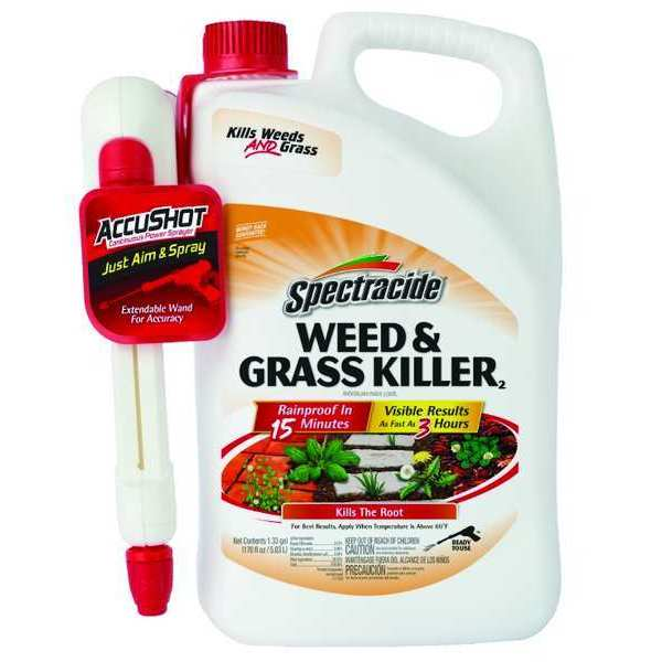 Spectracide Grass and Weed Killer,  1.33 gal. 96370