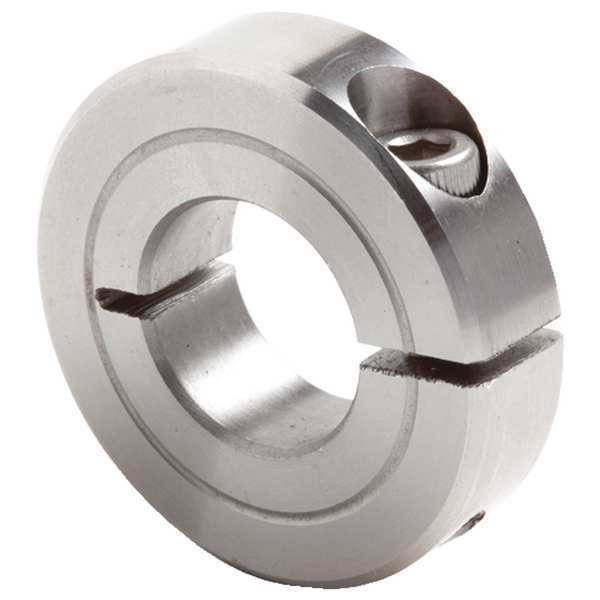 Climax Metal Products Shaft Collar, Std, Clamp, 5/8 inBoredia H1C-062-S