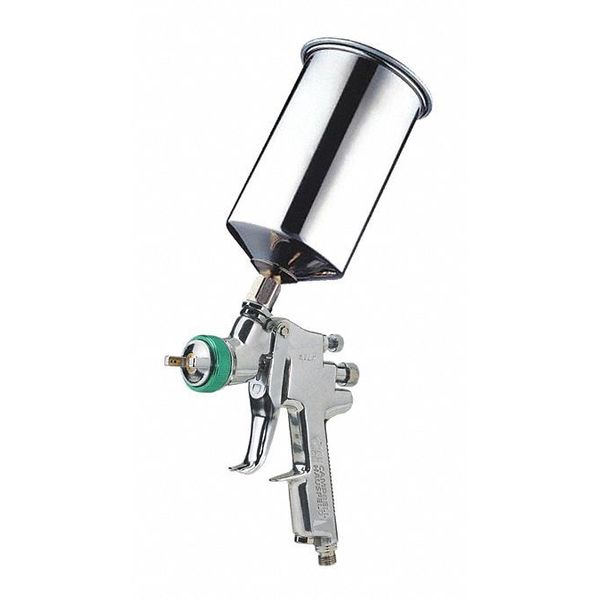 Campbell Hausfeld Spray Gun, HVLP Gravity Feed DH790000AV