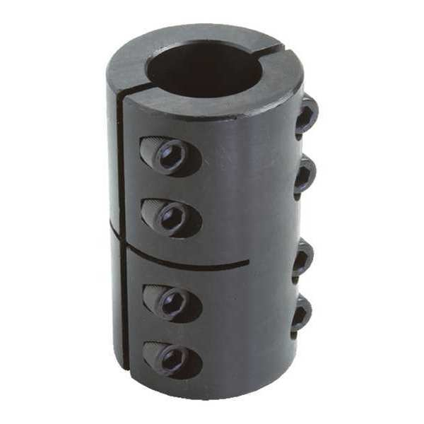 Climax Metal Products RigidSftCplg, TwoPcIndStand Clp, 3-5/8inL 2ISCC-137-137