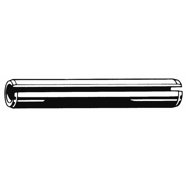 Fabory Spring Pin, Slotted, 18x60mm, PK5 M39100.180.0060