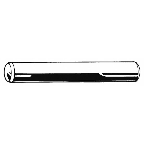 Fabory Dowel Pin, Steel, 20x36mm, PK10 M39080.200.0036
