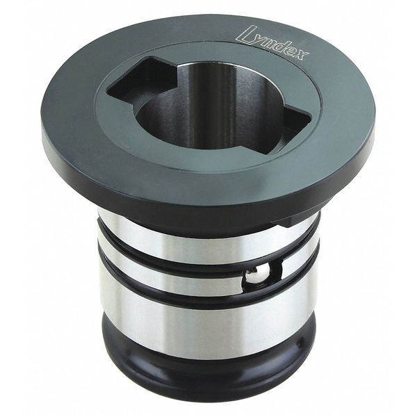 Lyndex-Nikken Collet Chuck Adapter, #3, 0.875in Max Cap CRE-3/2