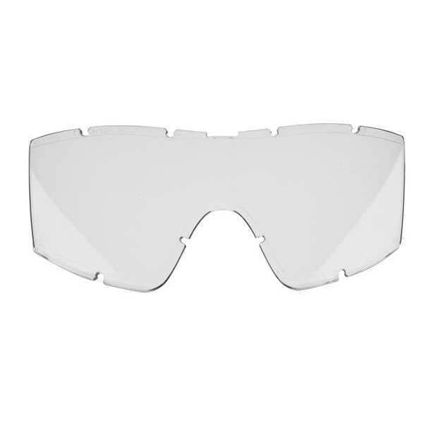 Revision Military Replacement Lens,  Clear,  Size: Regular 4-0605-9100