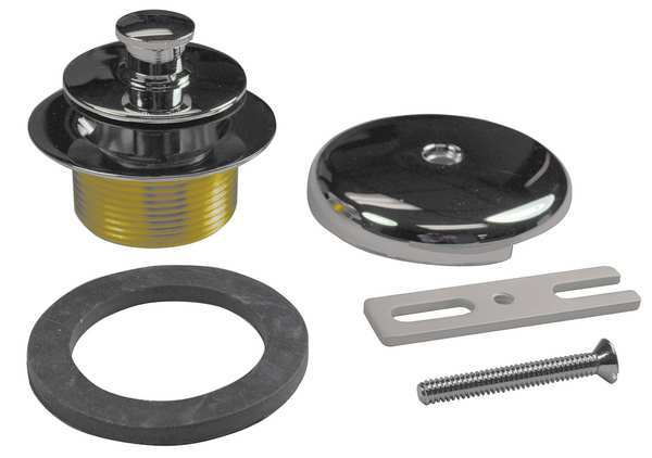 Ab&A Bath Waste & Overflow,  Complete Finish Kit 60355