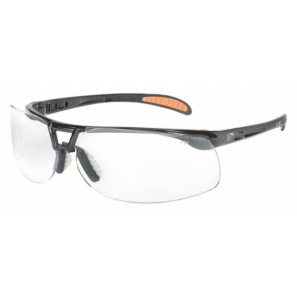 Honeywell Uvex Protege® Safety Glasses,  Clear Anti-Fog,  Hydrophobic,  Scratch-Resistant Lens S4200HS