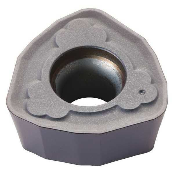 Tungaloy Milling Insert, PVD Coating, 0.250in.Thick 6821768