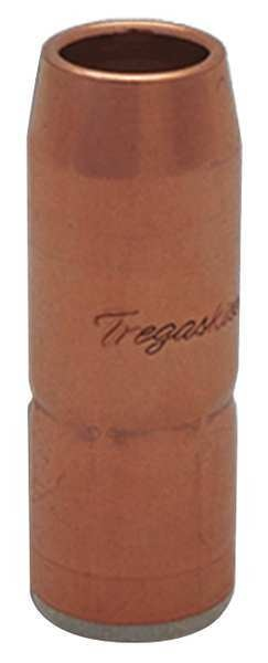 "Tregaskiss Slip-On Nozzle 3/8"",  Standard Duty,  Tapered 401-8-62"