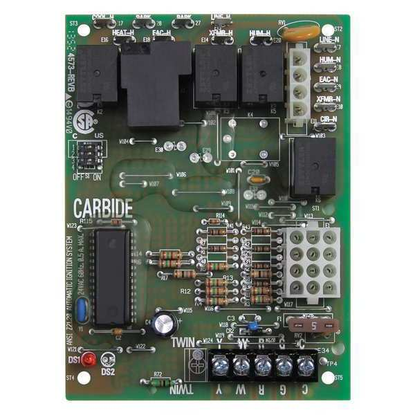 White-Rodgers Furnace Board, For Trane Furnace Systems,  50A55-3797
