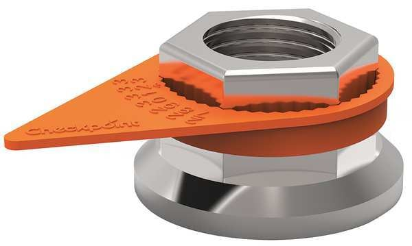 Checkpoint Loose Wheel Nut Indicator, 44mm, High Temp CPOTH44MM