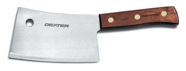 Dexter Russell Meat Cleaver, 7 In 08070