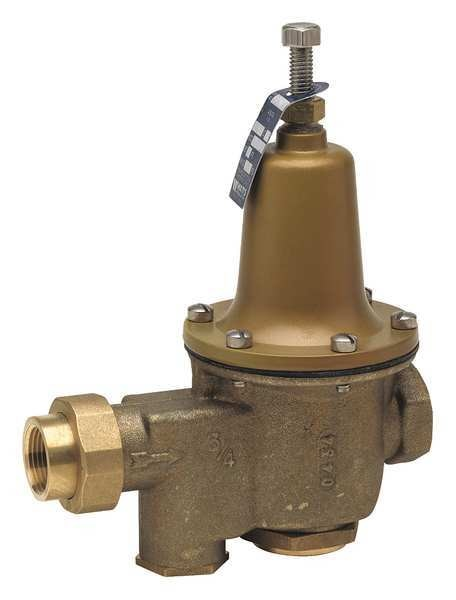 Watts Water Pressure Reducing Valve, 2in, 30 psi LFU5B-LP-Z3