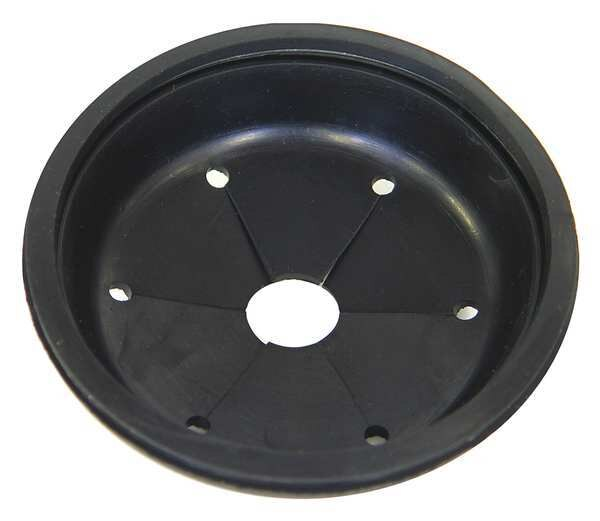 Kissler Splashguard, Disposer, Black/Rubber, PK5 59-1600/5