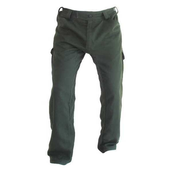 Coaxsher Wildland Fire Pants, L, 36 in. Inseam FC203 L36