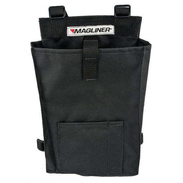 Magliner Accessory Bag, Canvas, 13 in x 8 in, Black 302680