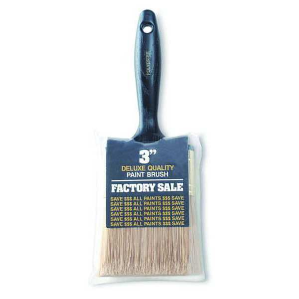 """Wooster 3"""" Flat Paint Brush P3973-3"""