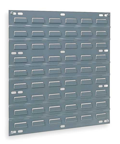 Akro-Mils Louvered Panel,  18 x 5/16 x 19 In 30618