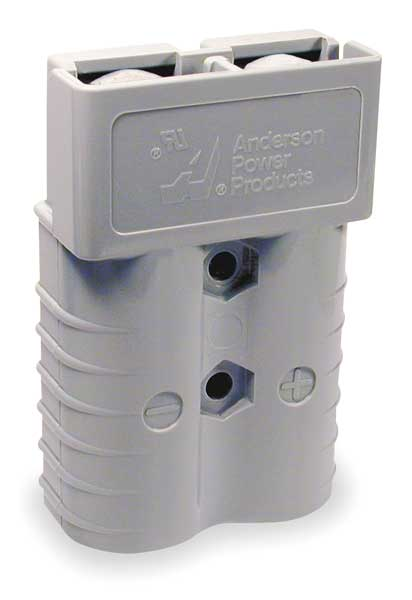 Anderson Power Products Connector, Wire/Cable 6325G1