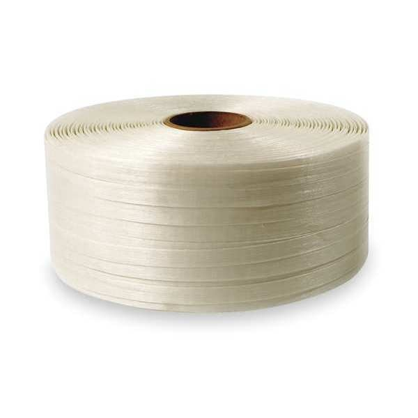 Caristrap Strapping, Polyester, 1646 ft. L, PK2 HM  85