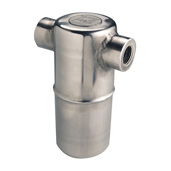 Spence Steam Trap, 650 psi, 800F, 5 In. L TSBT-TVE9HS