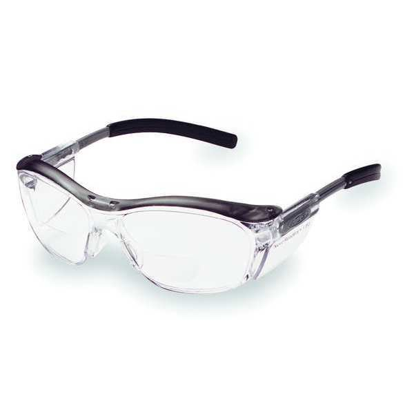 3M Reading Glasses, +1.5, Clear, Polycarbonate 11434-00000-20